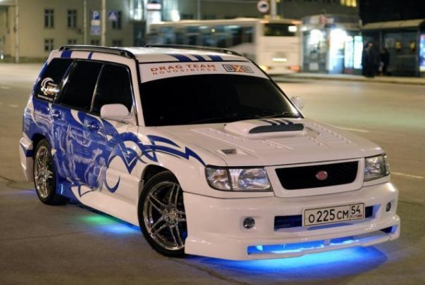 Subaru Tecnica International (STi) F…