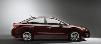 Новое поколение  Subaru Impreza