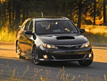 Что было... Subaru Impreza WRX