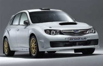 Subaru Impreza для раллийной группы N 2010г от компании Prodrive