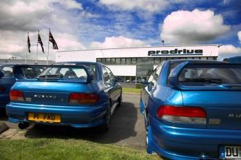 Subaru Impreza Prodrive
