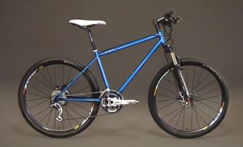 Велосипед Subaru, модель XB. Таких будет выпущено всего 99 шт.!