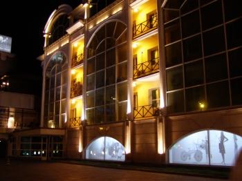Алматы (Алма-Ата). Какой-то торговый центр