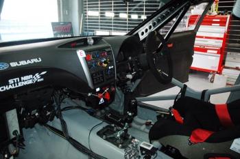 Subaru WRX STI ts, NBR Challenge 2011