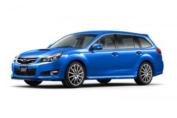 Новый Subaru Legacy STI Wagon