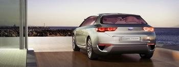 Subaru Tourer Hybrid
