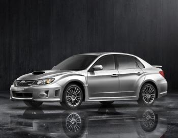 Что станет... Subaru Impreza WRX 2011MY