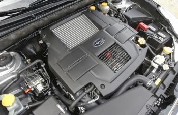 2.5L Turbocharged DOHC H-4 Subaru Legacy