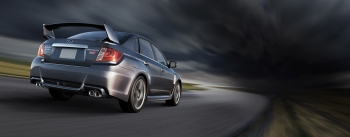 Новая Subaru Impreza WRX STI в кузове седан 2011MY