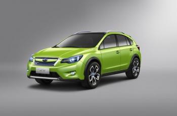 Subaru Concept XV