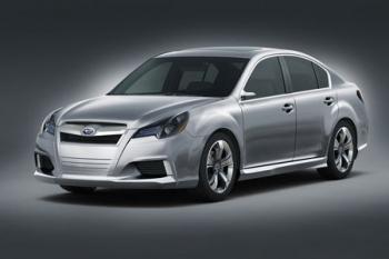 Новая Subaru Legacy Concept