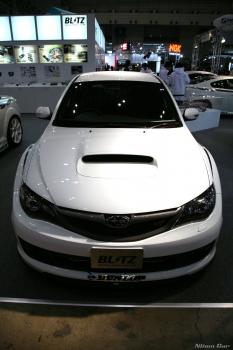 Subaru Impreza WRX STI в тюнинге от Blitz