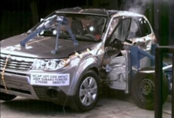 Subaru Forester IIHS