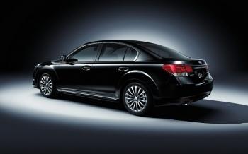 Новый Subaru Legacy B4, который отправится на Super GT
