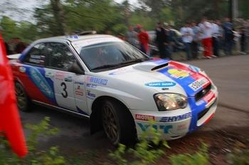 IRC Subaru